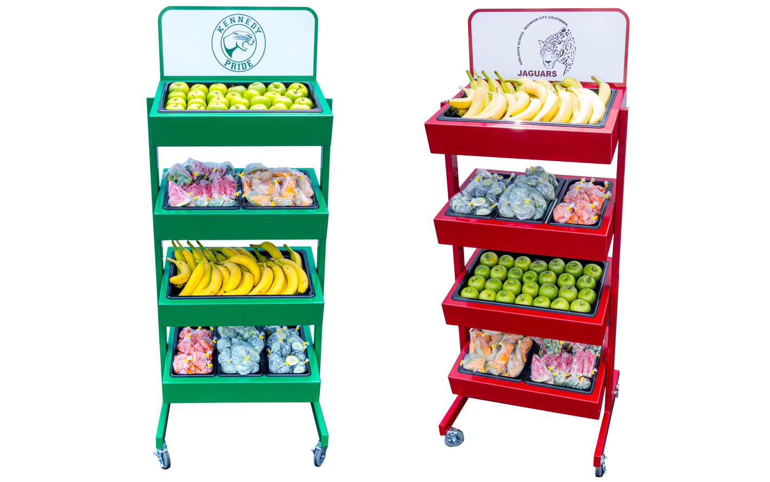 Produce Stand - GA Systems