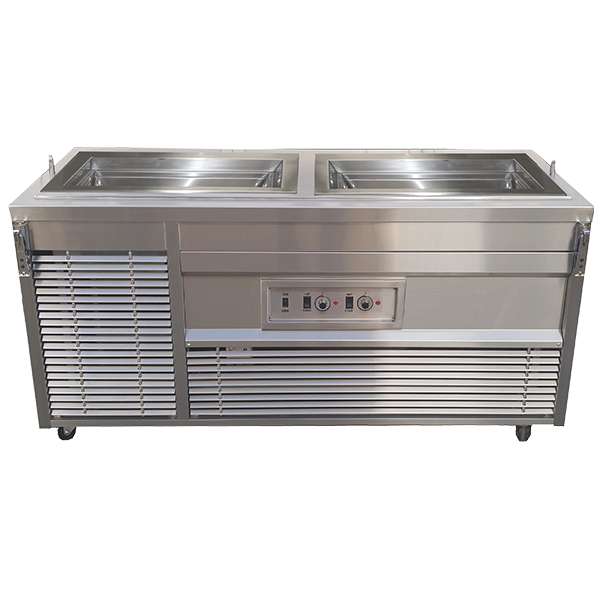 Hot Cold Dual Operation Slimline 2 well