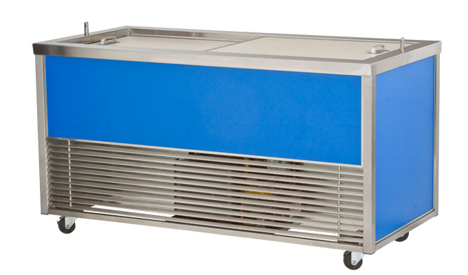 C5 Refrigerated Cabinet - GA Systems, Huntington Beach
