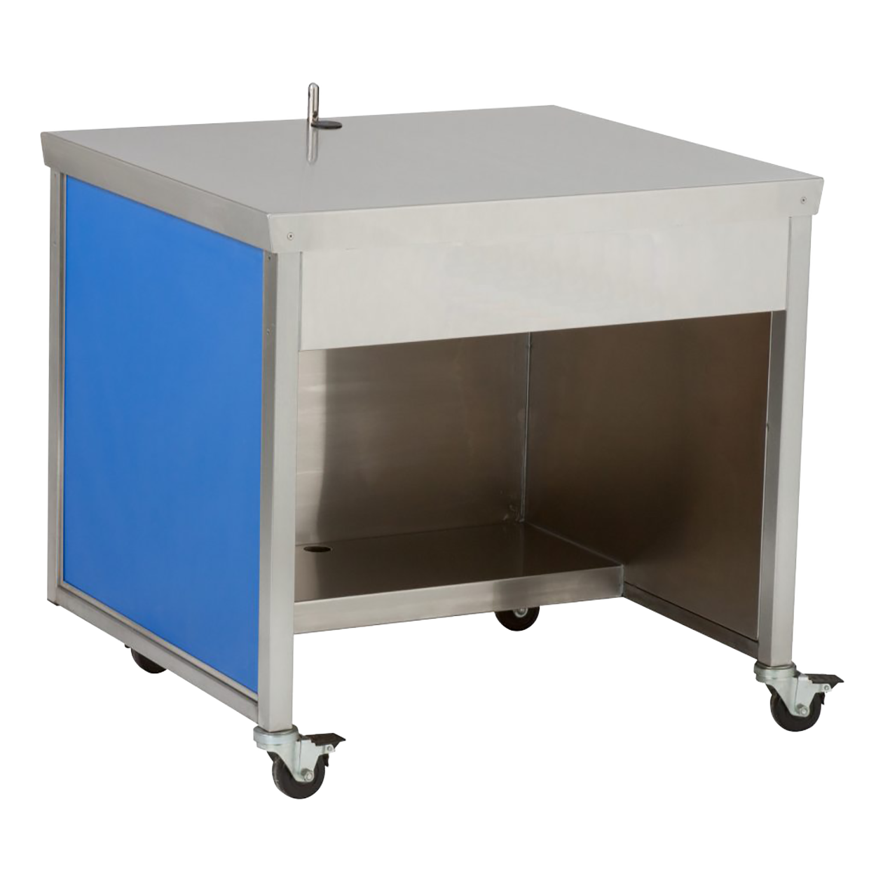 ADA Cashier Stand Cabinet Picture - G.A. Systems, Huntington Beach