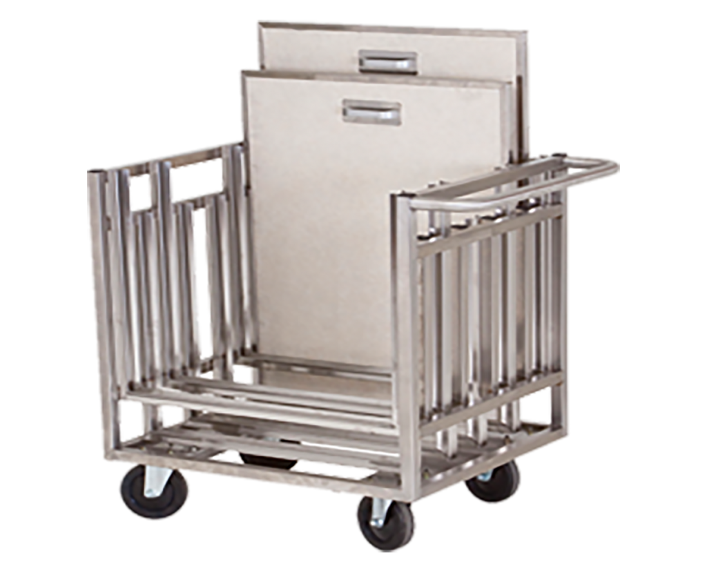 Lid Cart Picture - G.A. Systems, Huntington Beach