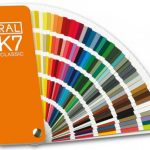RAL Color Chart - G.A. Systems, Huntington Beach