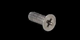 P0159 Screw SS 10 32 X 1 2 PH Flat
