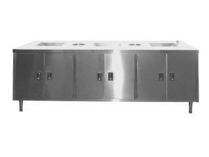 FUME TABLE 600x450