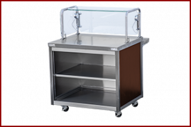 Merchandising Cabinets