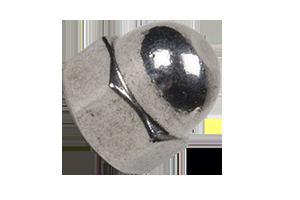 P0390-Nut-SS-10-32-Acorn 300×200