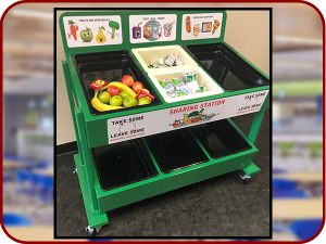Sharing Station Cart 6 Pan